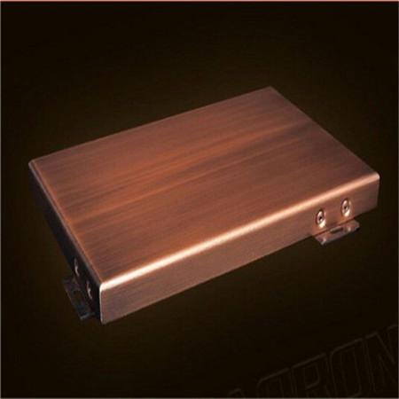 拉丝铝单板你用过吗?