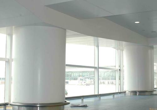 幕墙铝单板打造不同效果的建筑材料