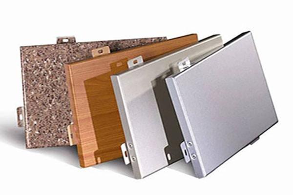 仿石纹氟碳铝单板价格