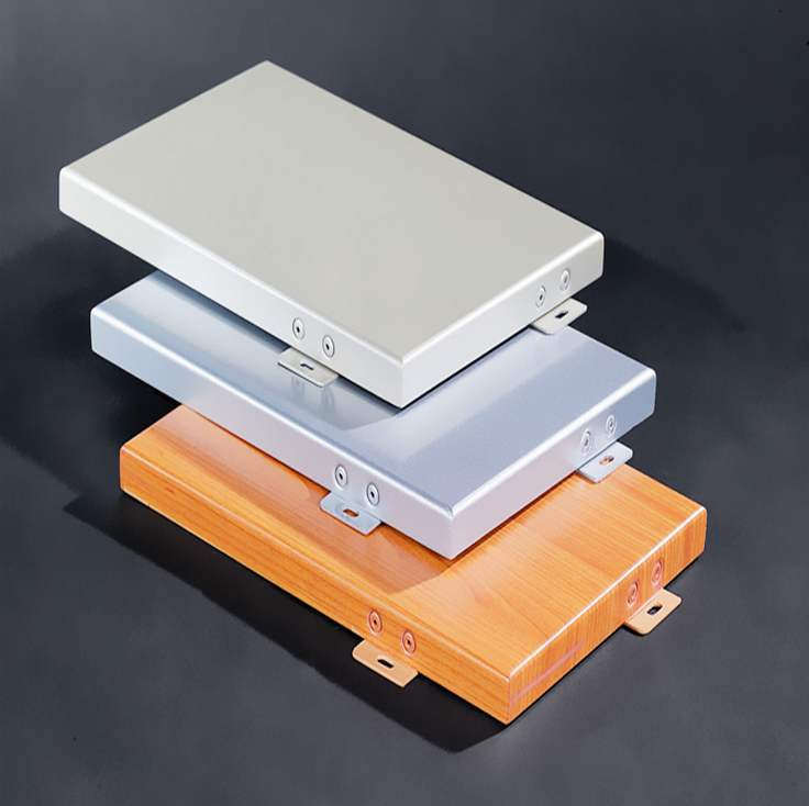 氟碳铝单板的价格