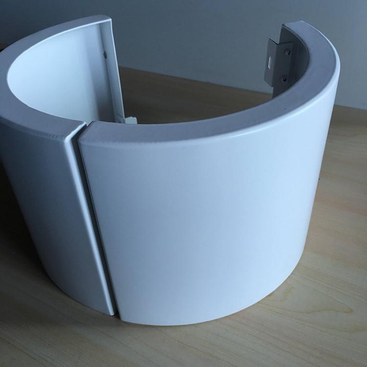 包柱氟碳铝单板价格