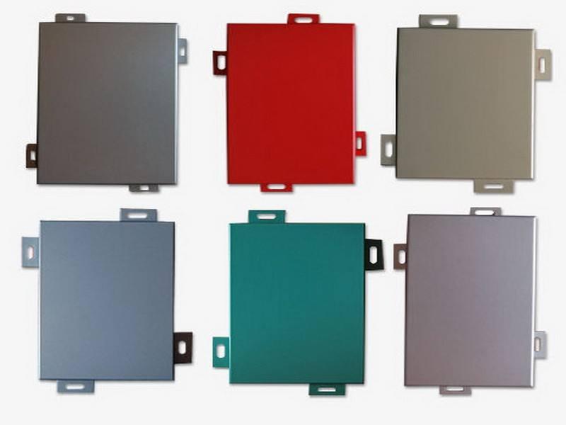 异型氟碳铝单板 价格