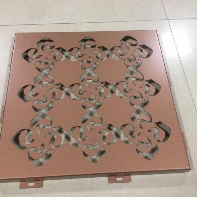 雕花铝单板的价格