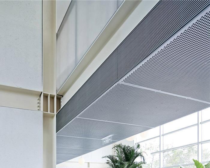 <strong>穿孔铝板吊顶如何安装?</strong>